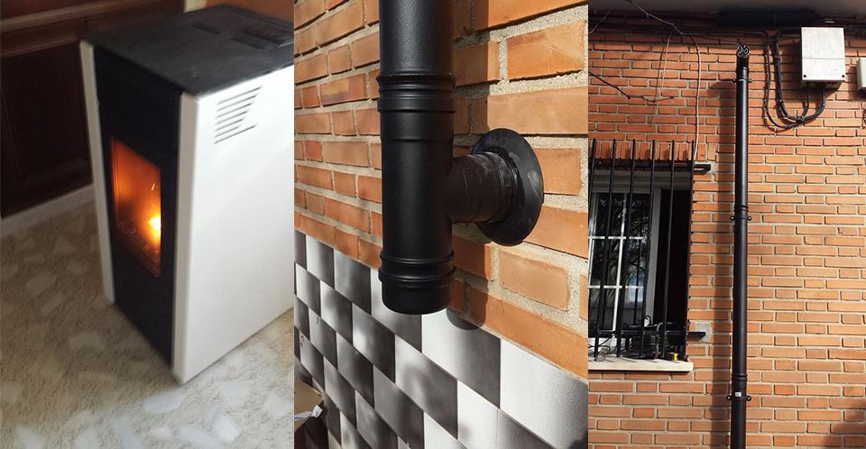 Instalación de Calefacción económica y ecológica en Madrid
